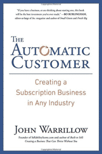 The Automatic Customer Check out these 16 books recommended by Cleaning Industry Expert Debbie Sardone and ZenMaid CEO Amar Ghose. You'll find the recording of their live recording from Texas as well as a quick list for your convenience