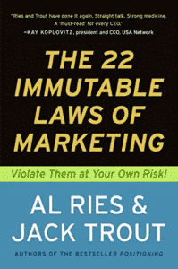 The 22 Immutable Laws of Marketing Check out these 16 books recommended by Cleaning Industry Expert Debbie Sardone and ZenMaid CEO Amar Ghose. You'll find the recording of their live recording from Texas as well as a quick list for your convenience