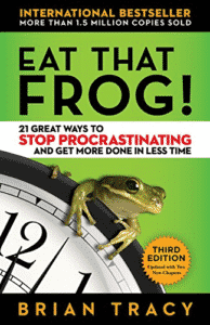 Eat that Frog! Check out these 16 books recommended by Cleaning Industry Expert Debbie Sardone and ZenMaid CEO Amar Ghose. You'll find the recording of their live recording from Texas as well as a quick list for your convenience