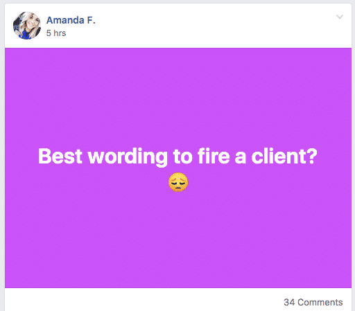 How to Fire a Cleaning Client
